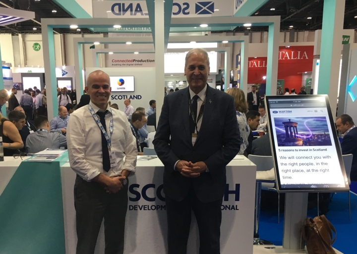 SMS Ltd at ADIPEC 2018